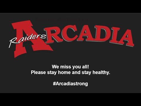Arcadia School District Virtual Parade #Arcadiastrong