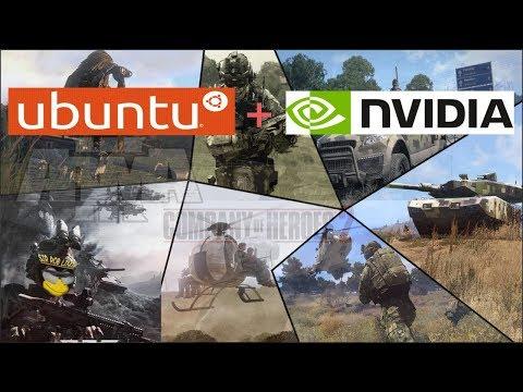 Como Instalar Nvidia Em Ubuntu E Linux Mint - OpenGL 4.5 - Para Games Pesados