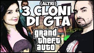 3 CLONI DI GTA Ancora più schifosi!