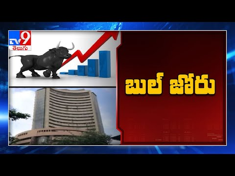 Share Market : Sensex crosses 53,000 for first time, Nifty above 15,850 - TV9