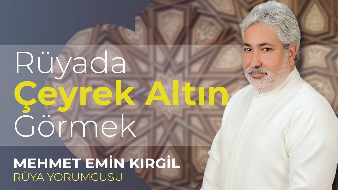 RÜYADA TÜM / BÜYÜK ALTIN GÖRMEK !!!