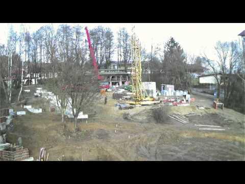 Bayern Park Freischütz Baustellenzeitraffer KW 47