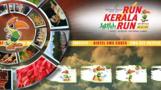 Run Kerala Run Theme Song