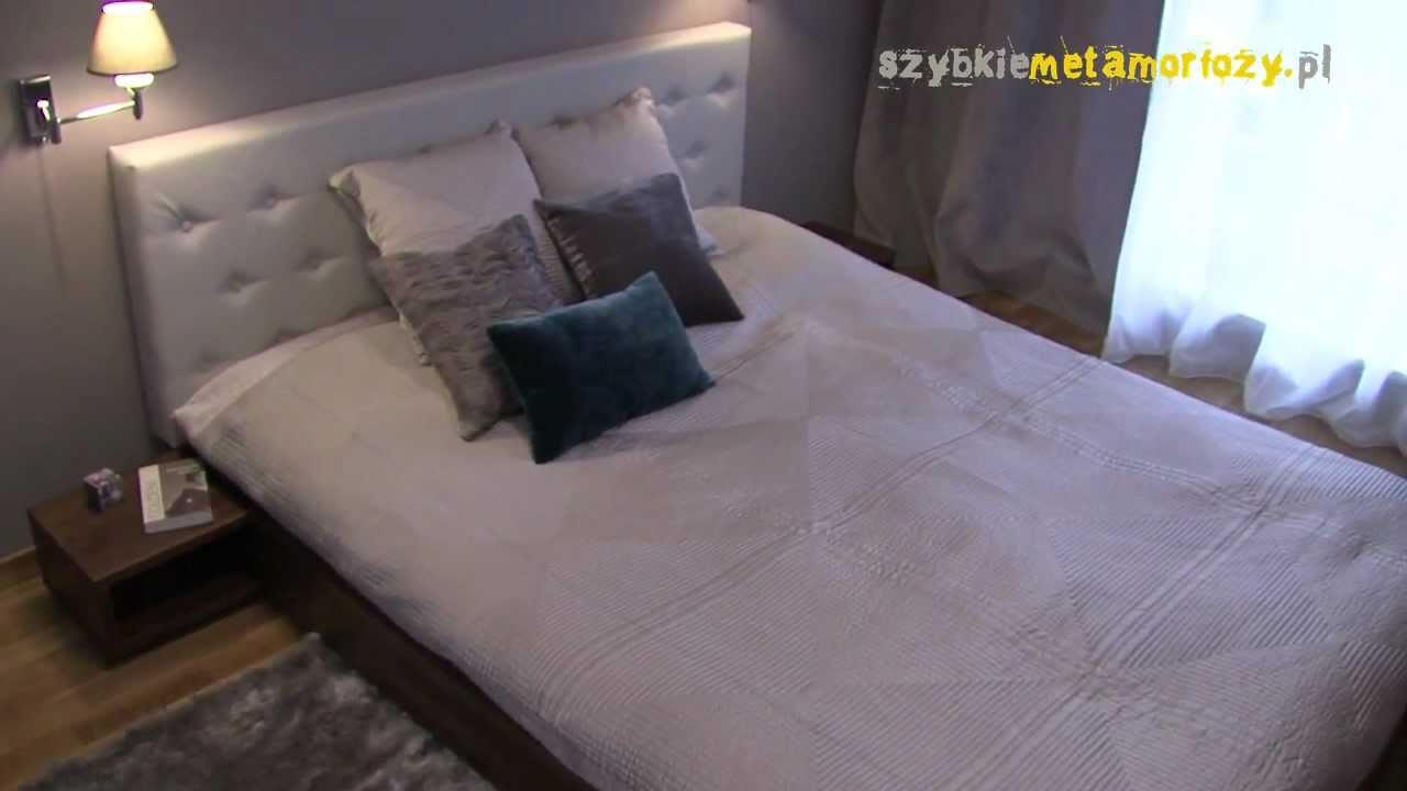 Szybkie Metamorfozy Wnetrz Odc 29 Sypialnia W Ulubionych Kolorach