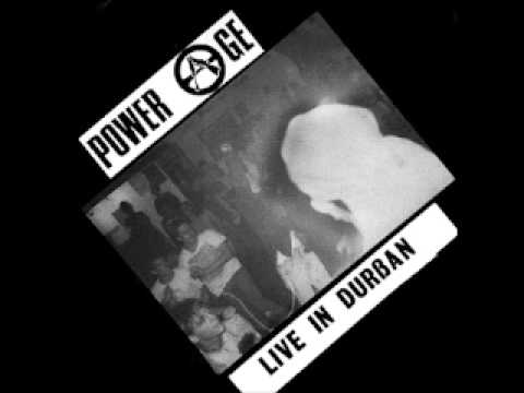 POWERAGE - LIVE IN DURBAN (FULL ALBUM ) 1988