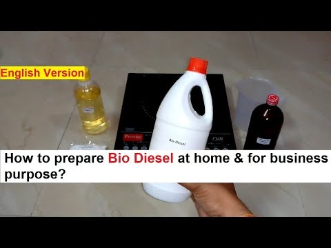 Bio Diesel Making 100% Real Formula