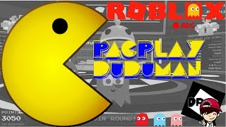 ROBLOX-PAC-MAN DINING THE LOST FASTAMINHAS 😋 (PAC-Blox!)