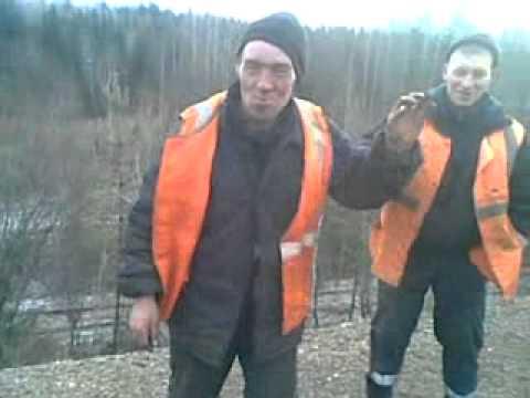 Спецэффекты от работников РЖД