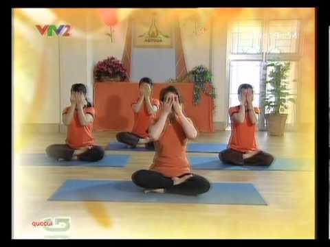 Bài thể dục Yoga buổi sáng