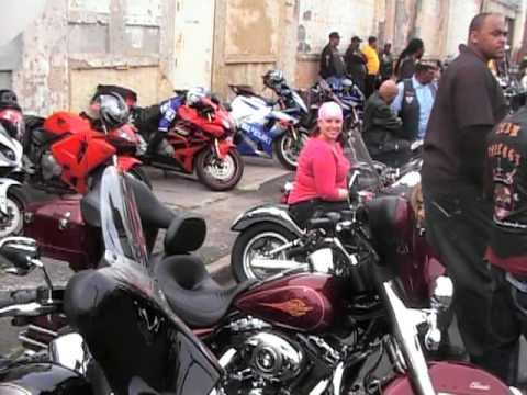 Kingsmen Mc Bike Blessing 2011 Part 3 Youtube