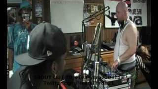 New 2010 Trey Songz Freestyle/ Interview Flava 105.5 fm (Brav-o Danga)