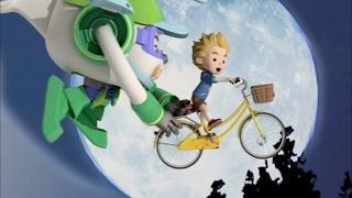 Робокар Поли - Правила дорожного движения - Безопасная езда на велосипеде Часть 1 (мультфильм 9)