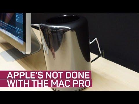 Apple Tweaks Mac Pro, Says New Desktops Coming (CNET News)