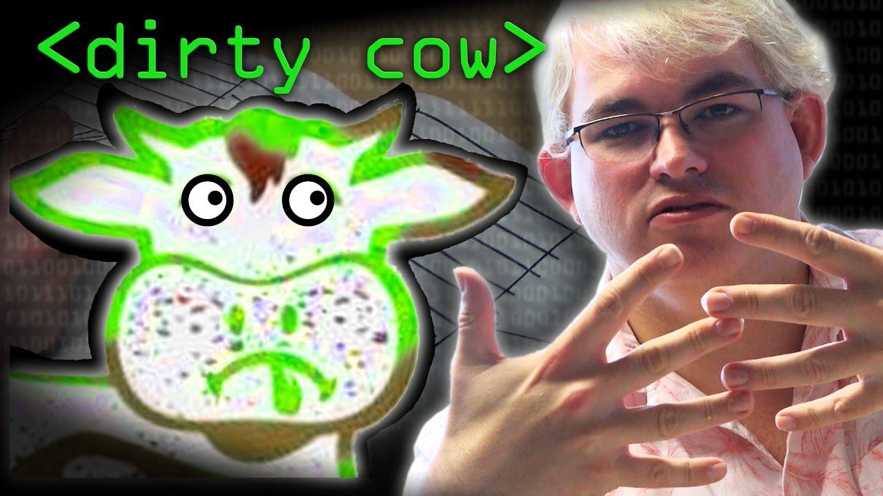 Aaron Ardiri - IoT Blog: Dirty CoW - Linux kernel exploit