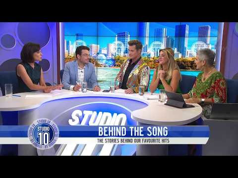 The Real Stories Behind Our Favourite Songs | Studio 10