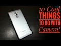 10 Cool things you can do with Camera on Huawei Honor 6X!