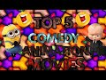 Top 5 Comedy Animation Movies