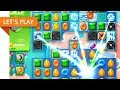 Let's Play - Candy Crush Jelly Saga (Save Misty! Level 8888 - 8891)