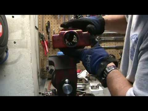 Kubota belly deck gearbox assembly