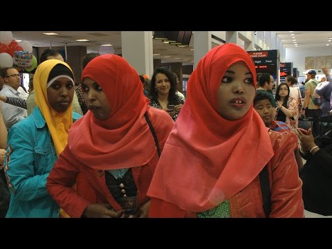 Salt Lake City Refugee Resettlement