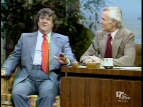 Buddy Hackett Carson Tonight  01021977