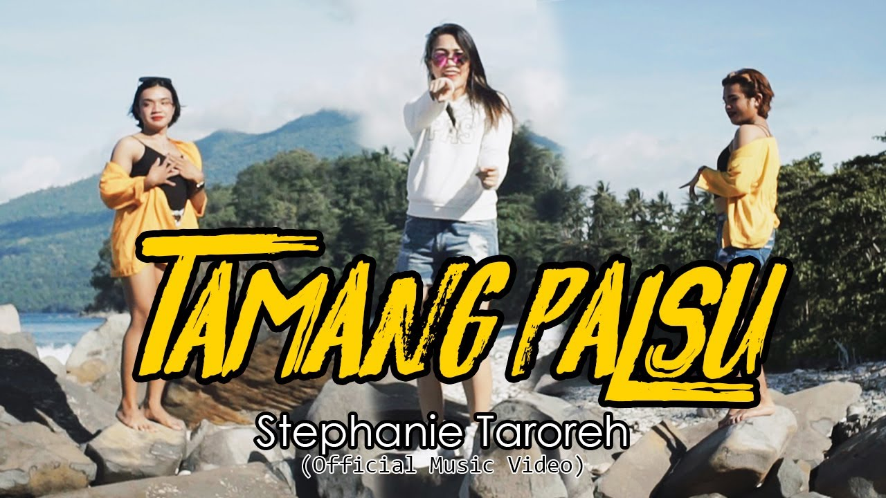TAMANG PALSU - Stephanie Taroreh (Official Music Video)