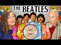 watch he video of ELDERS REACT TO THE BEATLES