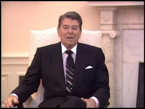 President Reagan's Interview with USA Today on July 2, 1986