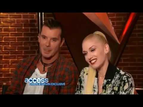 Gwen Stefani and Gavin Rossdale on Working...