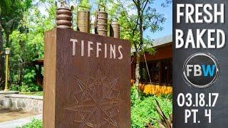 Dinner at Tiffins at Animal Kingdom | 03/18/17 Pt. 5 [WDW]
