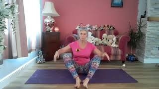 Wheels on the Bus Song - Yoga Style