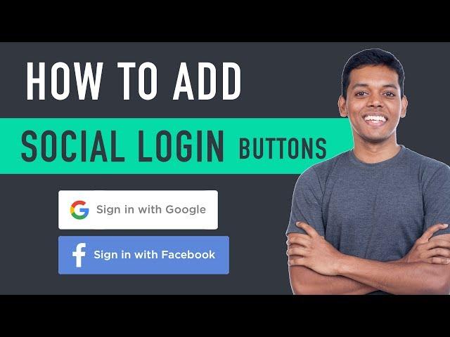 How to Add Social Login to WordPress