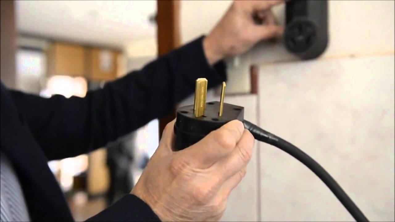 Cómo instalar una cocina de inducción - YouTube