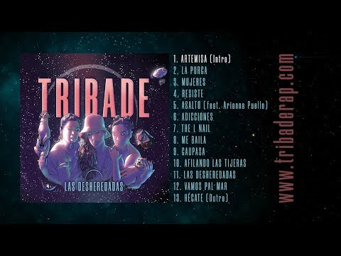 TRIBADE - Las Desheredadas (2019) Full Album