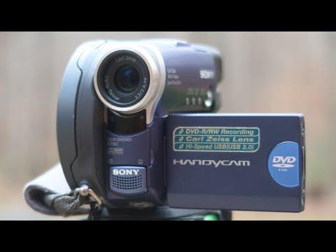 Sony Handycam DCR-DVD101: