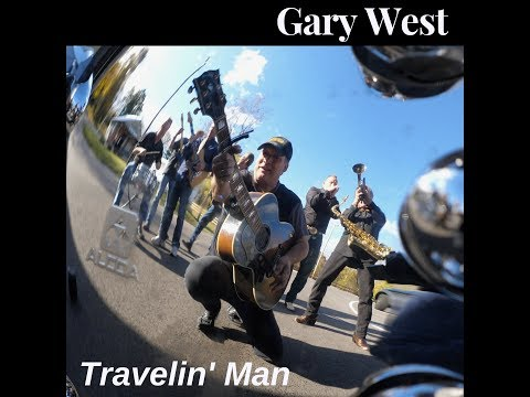 Gary West - Travelin' Man (OFFICIAL MUSIC VIDEO)