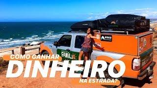 COMO GANHAR DINHEIRO NA ESTRADA?  |  FAMÍLIA NÔMADE  #ep111