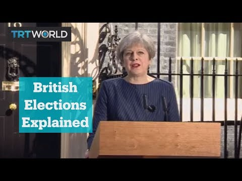 British Elections Explained