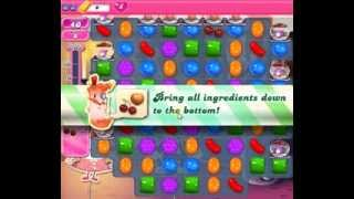 How to beat Candy Crush Saga Level 521 - 2 Stars - No Boosters - 101,200pts