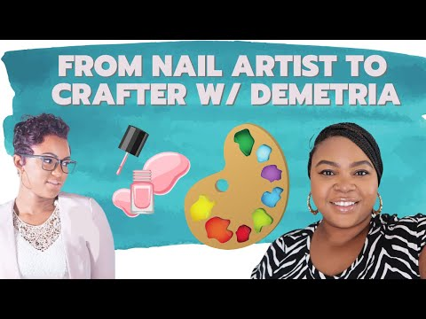 Full Time Craft Business – Interview a Crafter