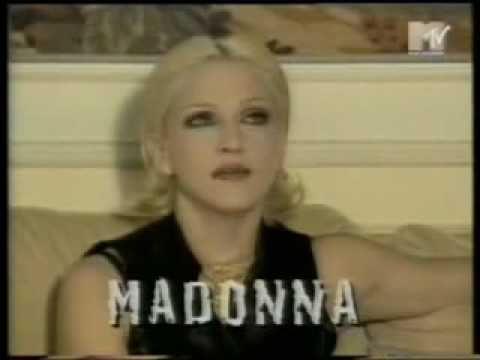 Madonna  Her Spiritual Struggles, Paris 1994