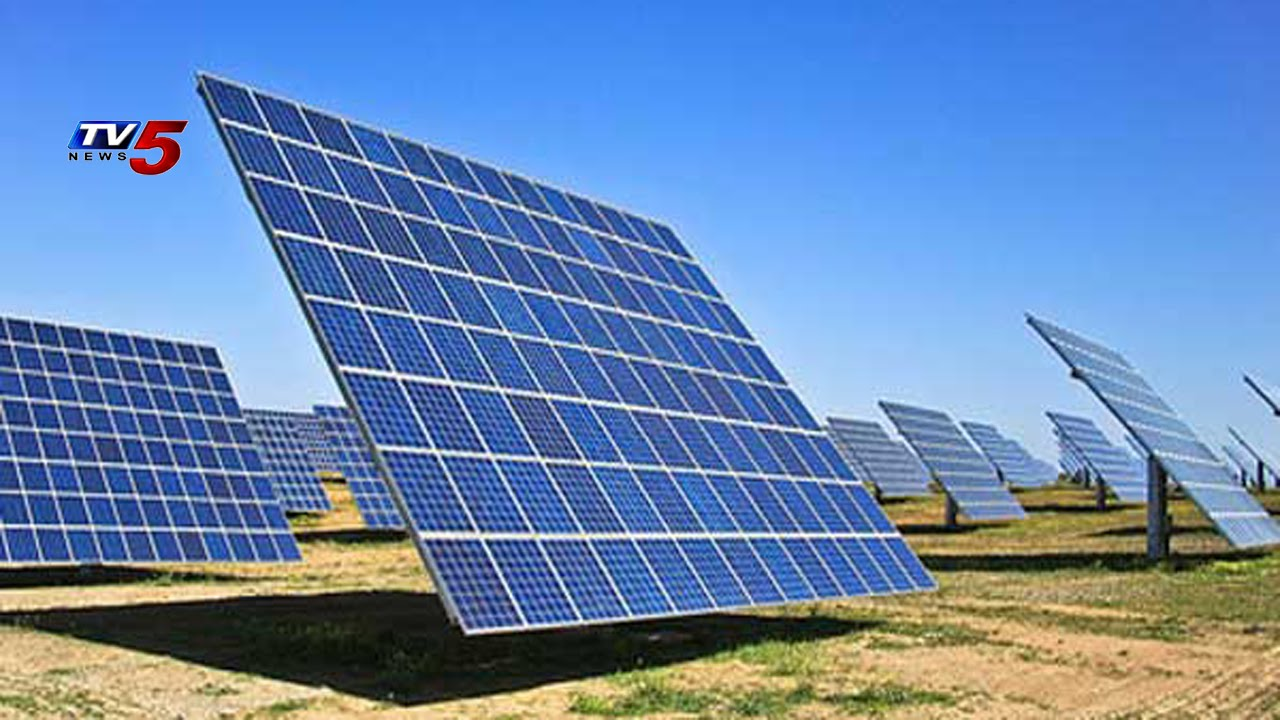1st Solar Thermal Power Plant In South India Anantapur