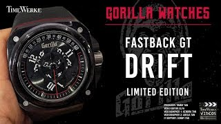 Gorilla Watches Fastback GT Drift - Unboxing and Review