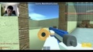 Roblox-Gameplay-Nerf FPS-NERF IN ROBLOX?!