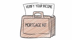 Mortgage Kit - Verify Your Income