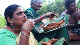 Kfc Style Chicken Fingers |Crunchy chicken Tenders by Mastanamma || Country foods