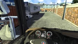 Euro Truck Spezial: LKW-Rangier-Simulator - rondomedia Trailer