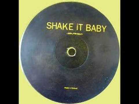 JARK PRONGO - SHAKE IT (Yellow Vinyl/ Original 12 Inch)