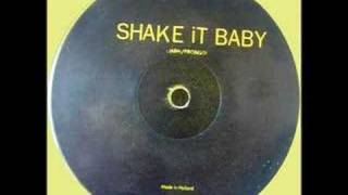 JARK PRONGO - SHAKE IT (Yellow Vinyl/ Original 12 Inch)