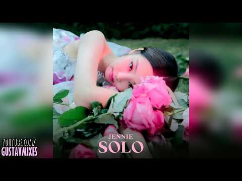 JENNIE - SOLO (OFFICIAL INSTRUMENTAL) [CD Only]